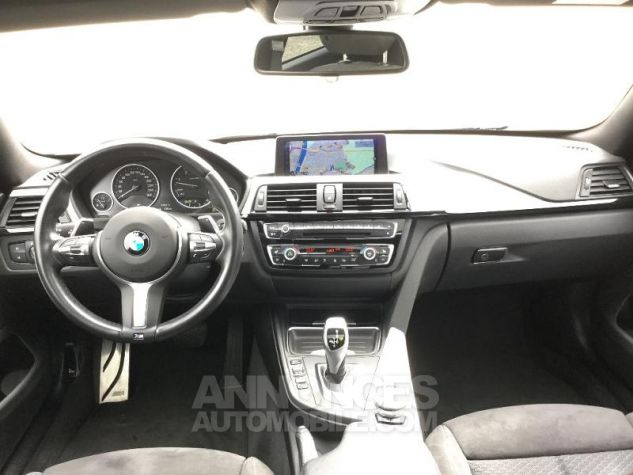 BMW Série 4 Gran Coupe 430dA 258ch M Sport BLANC Occasion - 3