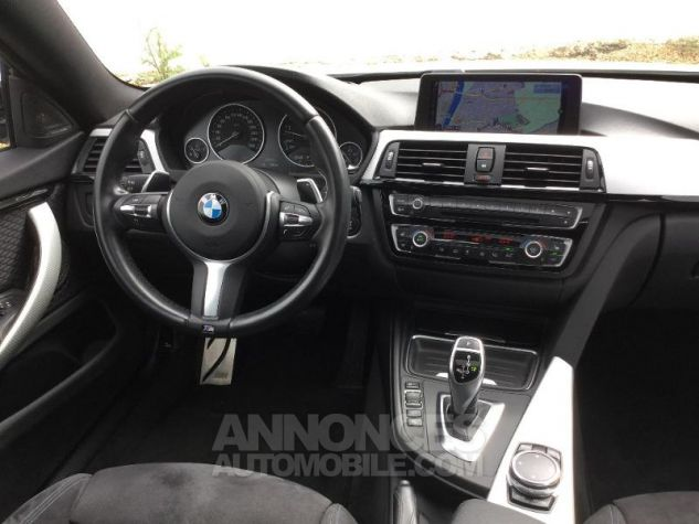 BMW Série 4 Gran Coupe 430dA 258ch M Sport BLANC Occasion - 4