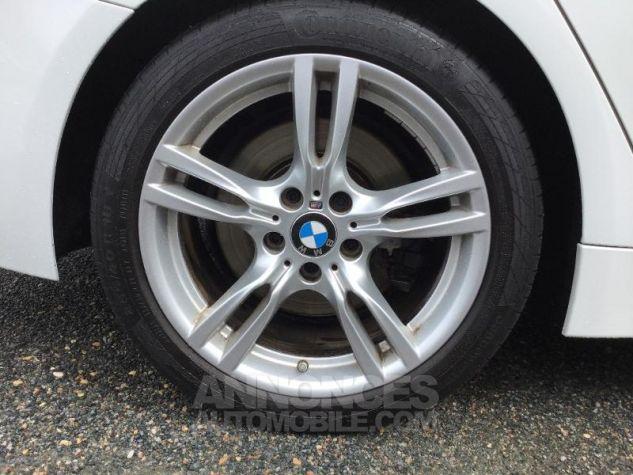 BMW Série 4 Gran Coupe 430dA 258ch M Sport BLANC Occasion - 6