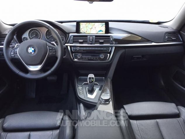 BMW Série 4 Gran Coupe 430dA xDrive 258ch Luxury Imperialblau brillant metallis Occasion - 3