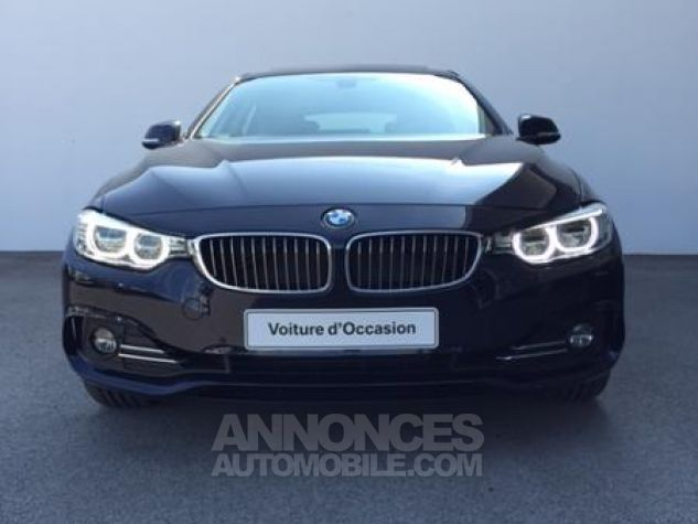 BMW Série 4 Gran Coupe 430dA xDrive 258ch Luxury Imperialblau brillant metallis Occasion - 10