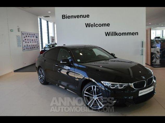 BMW Série 4 Gran Coupe 430dA xDrive 258ch M Sport Saphirschwarz metallise Occasion - 0