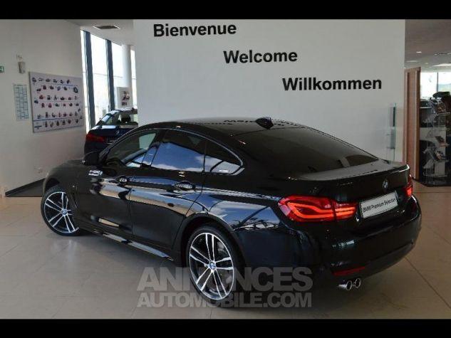 BMW Série 4 Gran Coupe 430dA xDrive 258ch M Sport Saphirschwarz metallise Occasion - 1