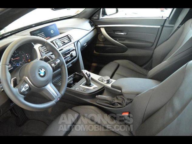 BMW Série 4 Gran Coupe 430dA xDrive 258ch M Sport Saphirschwarz metallise Occasion - 2