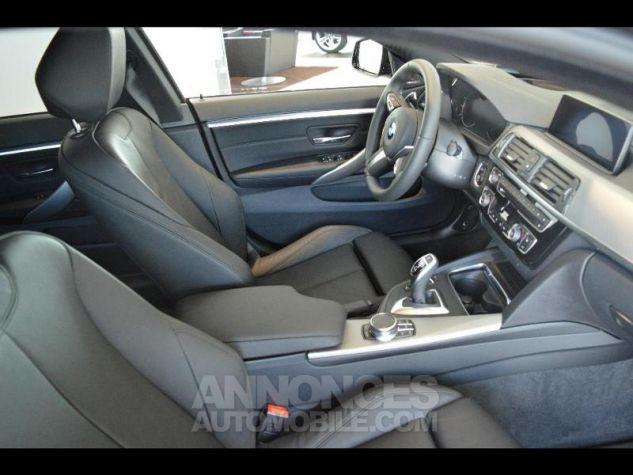 BMW Série 4 Gran Coupe 430dA xDrive 258ch M Sport Saphirschwarz metallise Occasion - 3