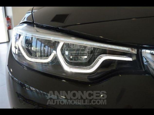BMW Série 4 Gran Coupe 430dA xDrive 258ch M Sport Saphirschwarz metallise Occasion - 8