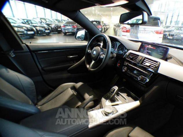 BMW Série 4 Gran Coupe 430dA xDrive 258ch M Sport Mineralgrau metallise Occasion - 2