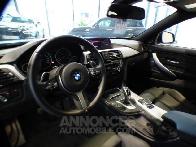 BMW Série 4 Gran Coupe 430dA xDrive 258ch M Sport Mineralgrau metallise Occasion - 3