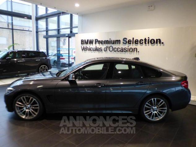 BMW Série 4 Gran Coupe 430dA xDrive 258ch M Sport Mineralgrau metallise Occasion - 1