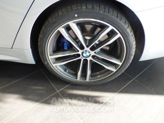 BMW Série 4 Gran Coupe 430iA xDrive 252ch M Sport Glaciersilber metallise Occasion - 7