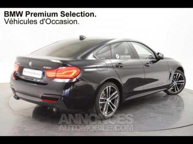 BMW Série 4 Gran Coupe 430iA xDrive 252ch M Sport Euro6d-T Carbonshwarz Occasion - 1