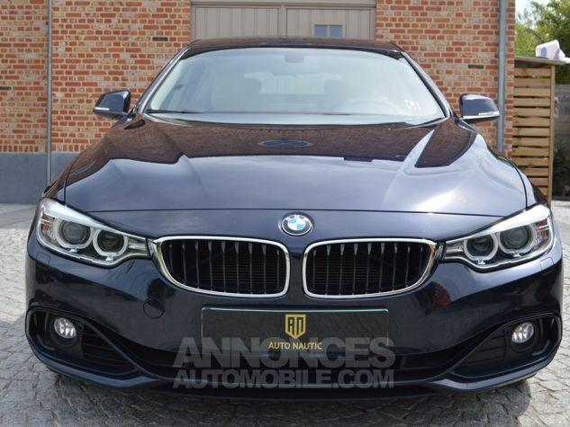 BMW Série 4 Gran Coupe 435 i 306 ch 1 MAIN !!! bleu Occasion - 4