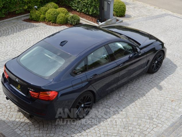 BMW Série 4 Gran Coupe 435 i 306 ch 1 MAIN !!! bleu Occasion - 5