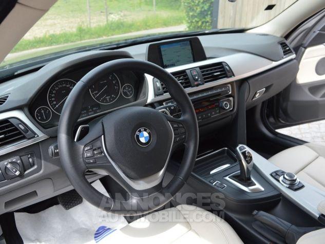 BMW Série 4 Gran Coupe 435 i 306 ch 1 MAIN !!! bleu Occasion - 8