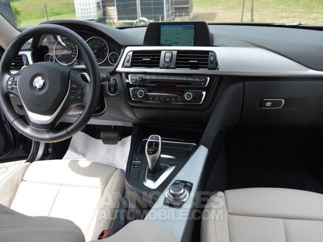 BMW Série 4 Gran Coupe 435 i 306 ch 1 MAIN !!! bleu Occasion - 9
