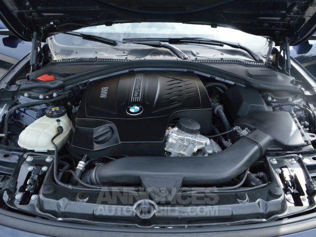 BMW Série 4 Gran Coupe 435 i 306 ch 1 MAIN !!! bleu Occasion - 12