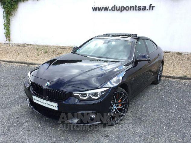 BMW Série 4 Gran Coupe 440iA xDrive 326ch M Sport NOIR Occasion - 0