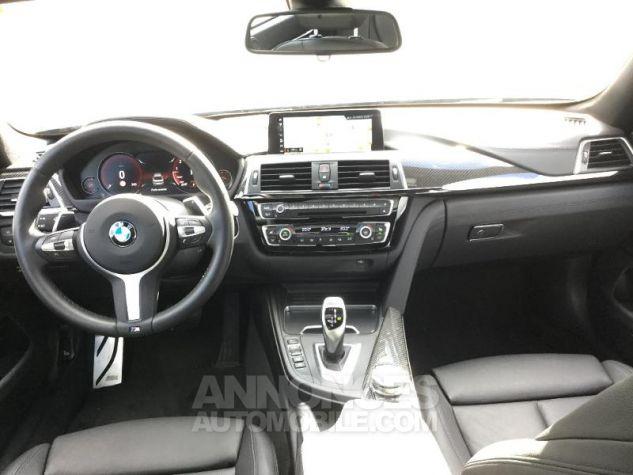BMW Série 4 Gran Coupe 440iA xDrive 326ch M Sport NOIR Occasion - 4