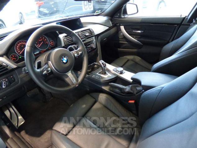 BMW Série 4 Gran Coupe 440iA xDrive 326ch M Sport Glaciersilber metallise Occasion - 6