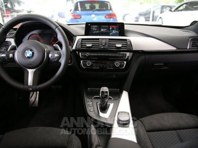 BMW Série 4 Gran Coupe F36 420DA 190CH M SPORT BLANC Occasion - 3