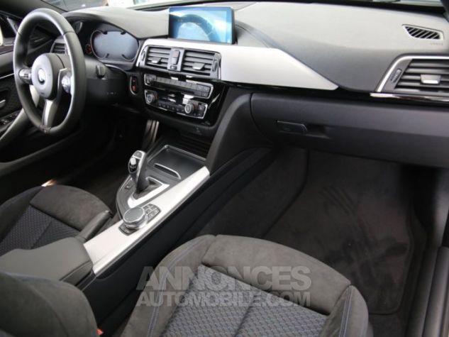 BMW Série 4 Gran Coupe F36 420DA 190CH M SPORT BLANC Occasion - 7