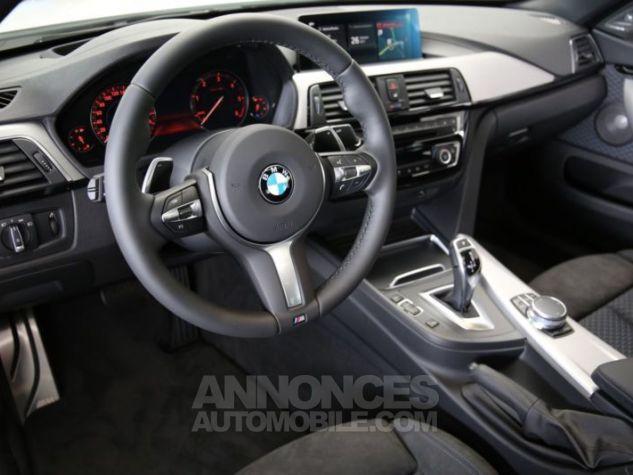 BMW Série 4 Gran Coupe F36 420DA 190CH M SPORT BLANC Occasion - 9