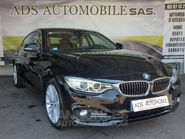 BMW Série 4 Gran Coupe GRAN COUPé 430D XDRIVE 258  Noir Occasion - 0