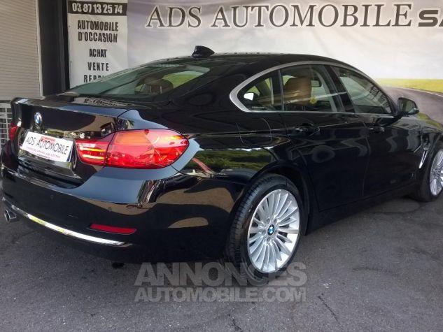 BMW Série 4 Gran Coupe GRAN COUPé 430D XDRIVE 258  Noir Occasion - 1