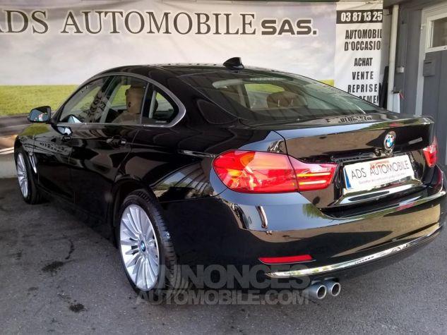 BMW Série 4 Gran Coupe GRAN COUPé 430D XDRIVE 258  Noir Occasion - 2