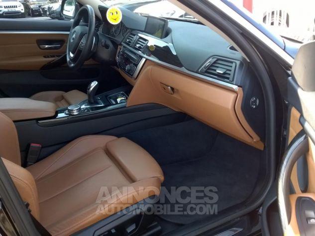 BMW Série 4 Gran Coupe GRAN COUPé 430D XDRIVE 258  Noir Occasion - 3