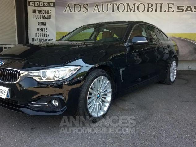 BMW Série 4 Gran Coupe GRAN COUPé 430D XDRIVE 258  Noir Occasion - 4