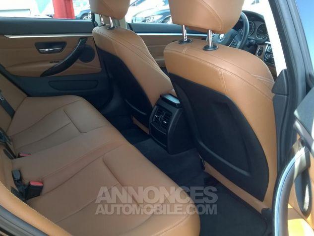 BMW Série 4 Gran Coupe GRAN COUPé 430D XDRIVE 258  Noir Occasion - 5