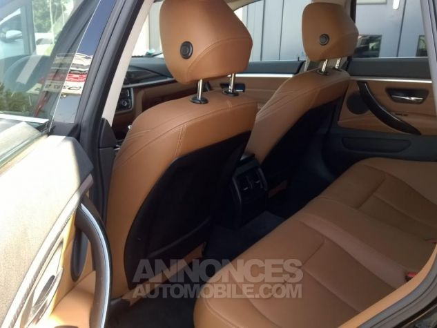 BMW Série 4 Gran Coupe GRAN COUPé 430D XDRIVE 258  Noir Occasion - 7