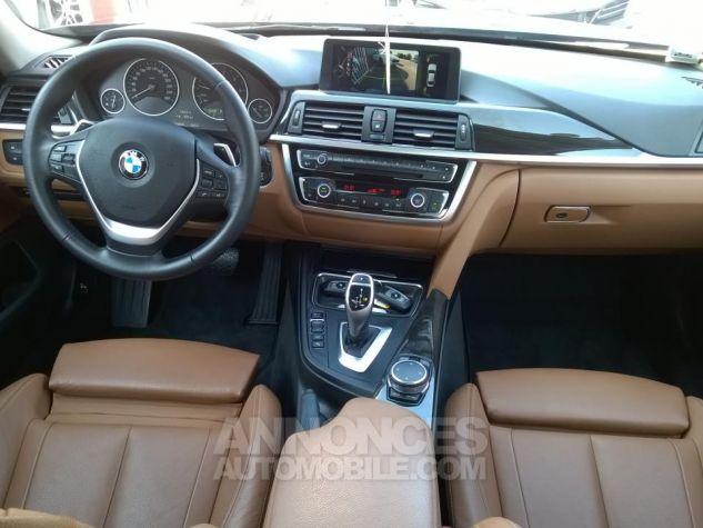 BMW Série 4 Gran Coupe GRAN COUPé 430D XDRIVE 258  Noir Occasion - 8