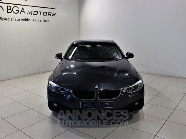 BMW Série 4 SERIE COUPE (F32) 420DA XDRIVE 190CH SPORT Gris Occasion - 1
