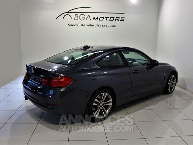 BMW Série 4 SERIE COUPE (F32) 420DA XDRIVE 190CH SPORT Gris Occasion - 2