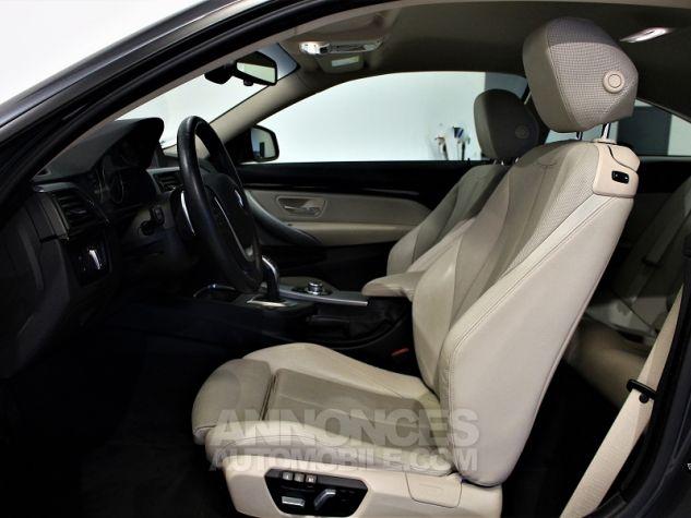 BMW Série 4 SERIE COUPE (F32) 420DA XDRIVE 190CH SPORT Gris Occasion - 3