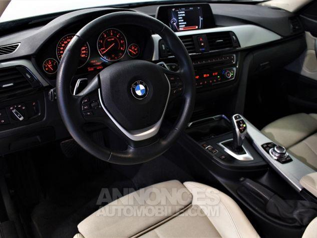 BMW Série 4 SERIE COUPE (F32) 420DA XDRIVE 190CH SPORT Gris Occasion - 4