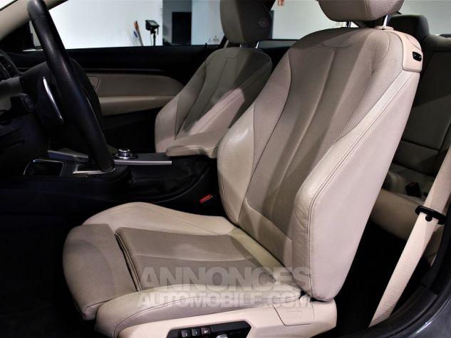 BMW Série 4 SERIE COUPE (F32) 420DA XDRIVE 190CH SPORT Gris Occasion - 6