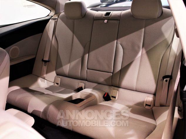 BMW Série 4 SERIE COUPE (F32) 420DA XDRIVE 190CH SPORT Gris Occasion - 7