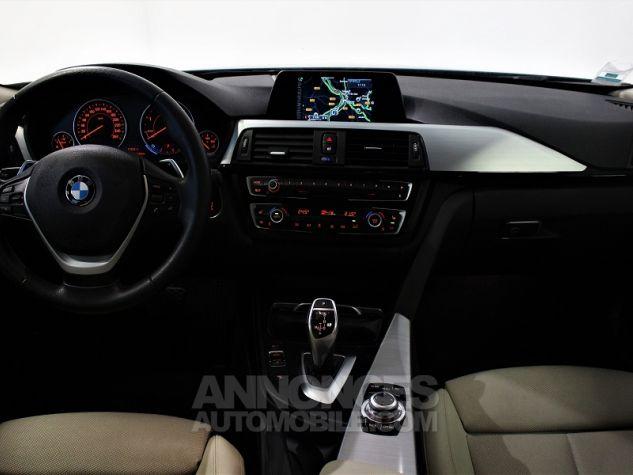 BMW Série 4 SERIE COUPE (F32) 420DA XDRIVE 190CH SPORT Gris Occasion - 11