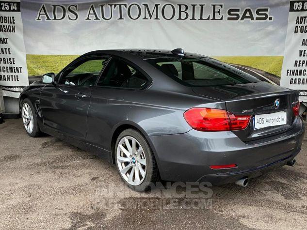 BMW Série 4 SERIE COUPE F32 COUPé 435I 306 CH Sport A Gris Occasion - 3