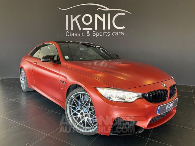 BMW Série 4 SERIE F82 M4 Rouge Occasion - 0