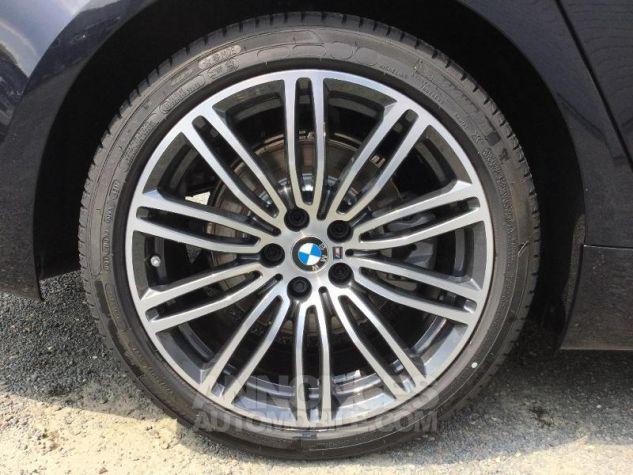 BMW Série 5 520dA 190ch M Sport Steptronic Carbonschwarz 3 Métal Occasion - 9
