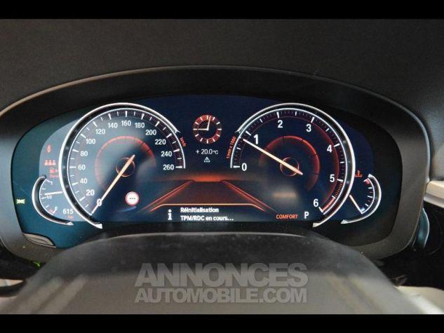 BMW Série 5 520dA xDrive 190ch Luxury Saphirschwarz metallise Occasion - 5
