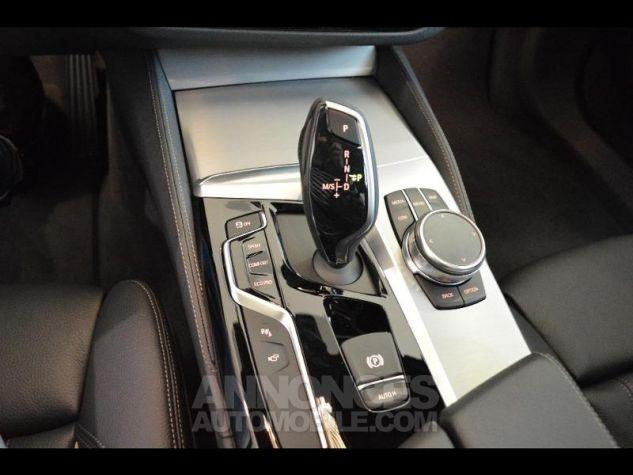 BMW Série 5 520dA xDrive 190ch Luxury Saphirschwarz metallise Occasion - 6