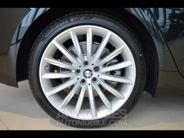 BMW Série 5 520dA xDrive 190ch Luxury Saphirschwarz metallise Occasion - 9