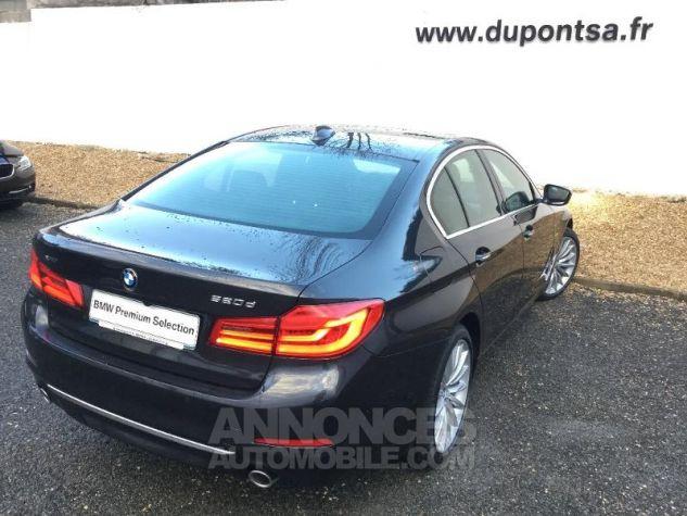 BMW Série 5 520dA xDrive 190ch Luxury Sophistograu metallisee Occasion - 1