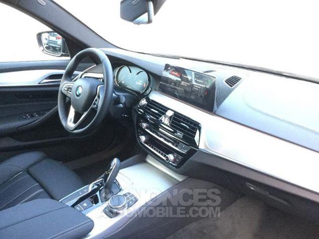 BMW Série 5 520dA xDrive 190ch Luxury Sophistograu metallisee Occasion - 2