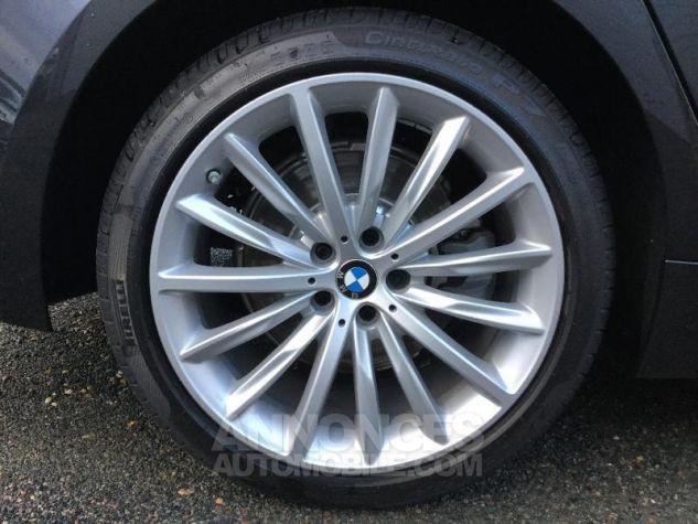 BMW Série 5 520dA xDrive 190ch Luxury Sophistograu metallisee Occasion - 4